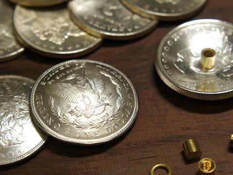 Old Coin Conchos