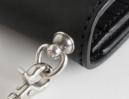 Wallet Chain Swivel Connector