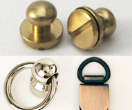 Bag Hardware, Button Studs