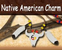 Native American Charm