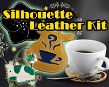 Silhouette Leather Kit