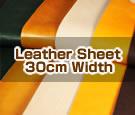 Leather 30cm Width