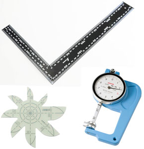 Ruler, Measuring