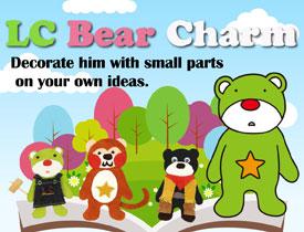 LC Bear Charm