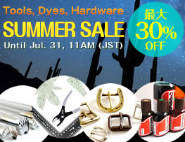 Summer Sale Tools, Dyes, Hardware