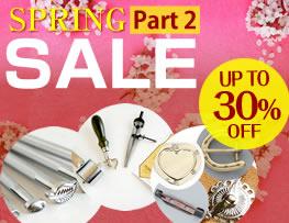 Spring Sale Part 2