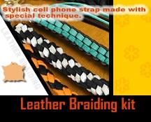 Leather Braiding Kit
