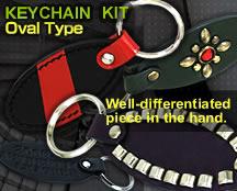 Keychain Kit < Ovai Type >