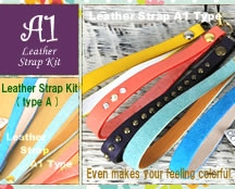 Leather Strap Kit ( type A )
