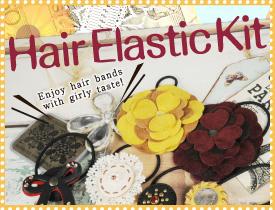 Hair Elastic Kit