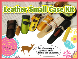 Leather Small Case Kit