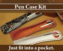 Pen Case Kit