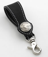 Leather Key Fob Kit-Arrow Head