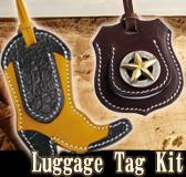 Luggage Tag Kit