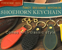 Shoehorn Keychain Kit