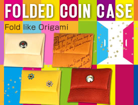 Folded Coin Purse Kit