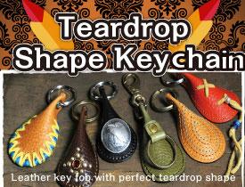 Teardrop Shape key chain Kit