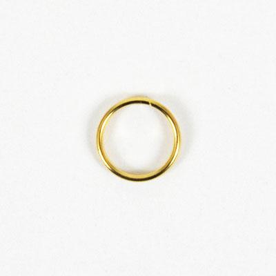 Double Split Key Ring