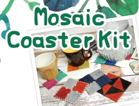 Mosaic Coaster Kit