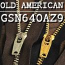 YKK Zipper <OLD AMERICAN> GSN64OAZ9