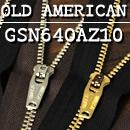 YKK Zipper <OLD AMERICAN> GSN64OAZ10