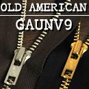 YKK Zipper <OLD AMERICAN> GAUNV9