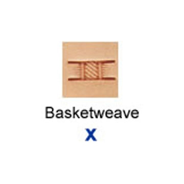 <CLEARANCE SALE><Stamp>Basketweave (X)