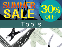 Summer Sale Tools, Dyes, Hardware<Measures and Pliers>