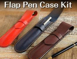 Flap Pen Case Kit
