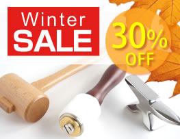 Winter Sale<Hammer, Board>