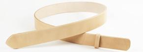 Leather Glazed Tochigi Belts Natural