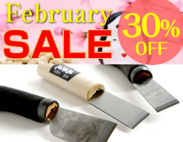 February Sale<Knife>