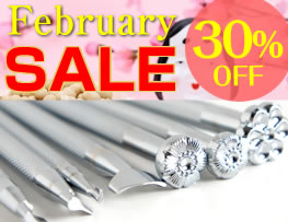 February Sale<Stamps>