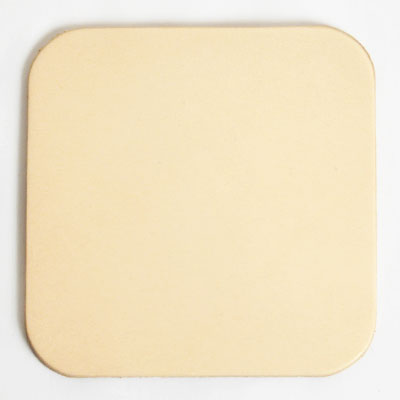 Leather Coaster kit - LC Tooling Leather Standard