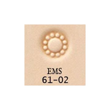 <EMS Stamp>Flower Center 61-02