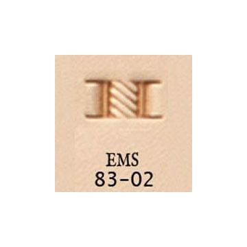 <EMS Stamp>Basketweave 83-02