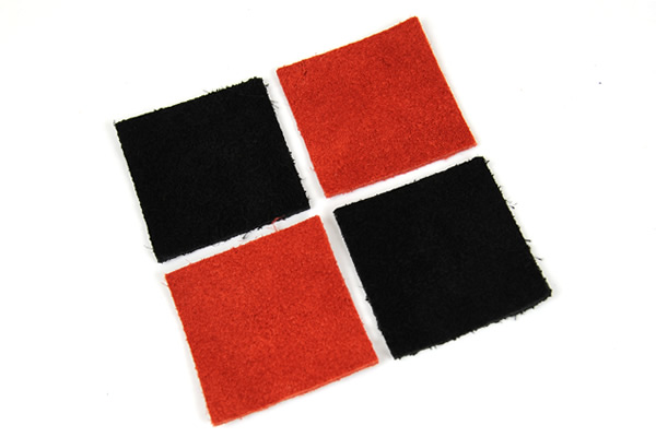 Mosaic Coaster Kit - Excel leather