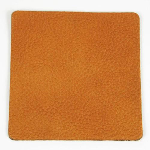 Leather Coaster <Square> - Leather Gallo