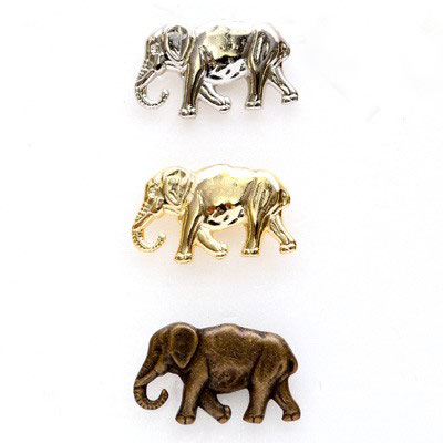 Decorative Rivet Elephant
