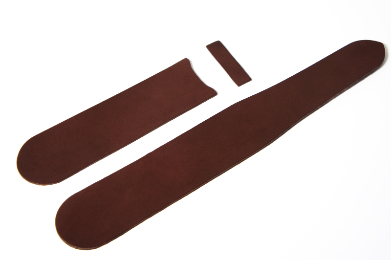 Flap Pen Case Kit - LC Tooling Leather Standard