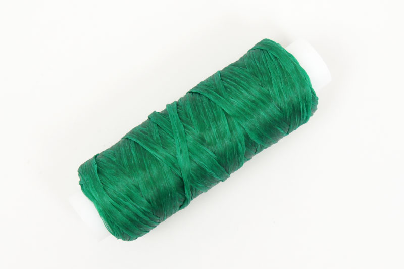 Artificial Sinew ( Small ) - 20 yd (18.3 m) Green