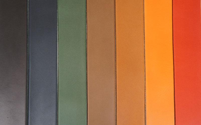 Leather Sample - Tochigi Aniline Leather Classic