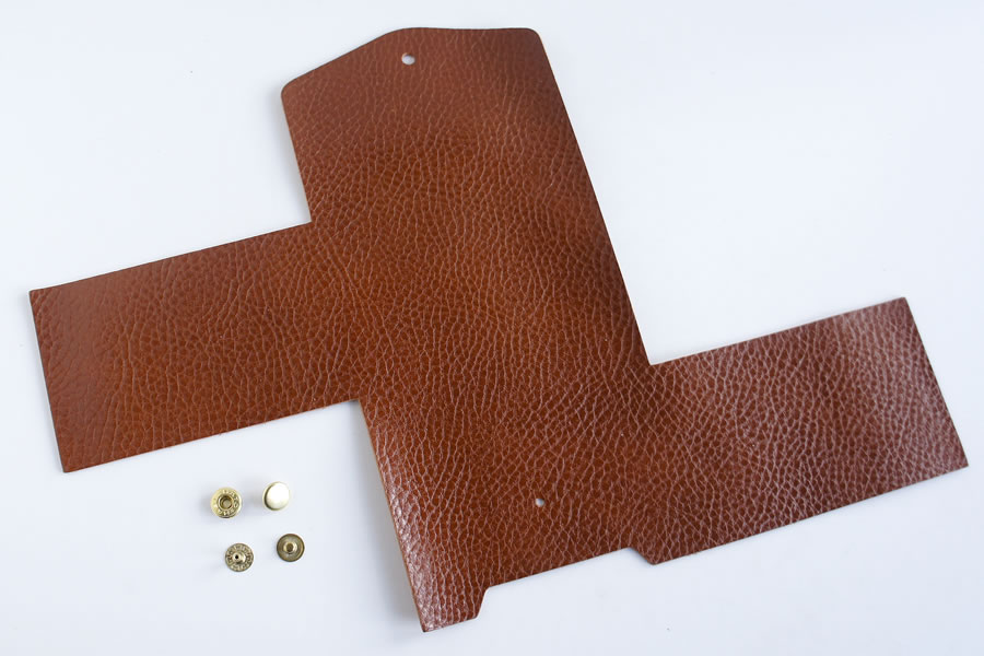Compact 2-Pocket Wallet Kit - Toscana