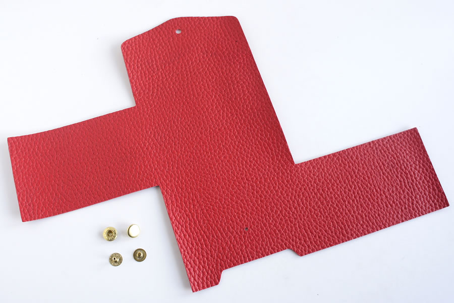 Compact 2-Pocket Wallet Kit - LC Fino