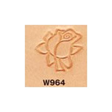 <Stamp>Flower W964