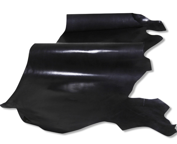 LC Leather Side Glazed Standard <Black>