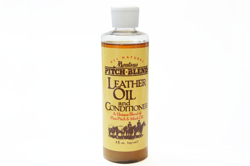 Montana Pitch-Blend Leather Oil and Conditioner