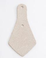 KEYCHAIN KIT - Diamond Shape(M)< Backing >