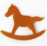 Fairy Tale Charm <Rocking Horse>