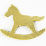 Fairy Tale Charm <Mincle> Rocking Horse